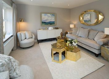 Thumbnail 4 bed semi-detached house for sale in Jubilee Meadows, Felcott Road, Hersham, Surrey