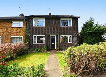 Thumbnail 3 bed end terrace house for sale in Elmshurst Crescent, East Finchley