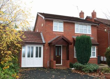 Thumbnail 4 bed detached house to rent in Ploughmans Walk, Stoke Heath, Bromsgrove