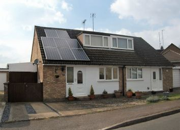 Thumbnail 2 bedroom semi-detached house for sale in Ennerdale Close, Daventry