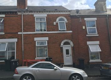 Thumbnail 3 bed terraced house for sale in Co-Operative Street, Derby