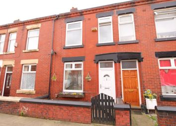 Thumbnail 3 bed terraced house for sale in Apsley Road, Denton, Manchester