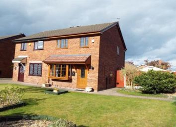 Thumbnail 3 bed semi-detached house for sale in Harrowby Fold, Farnworth, Bolton