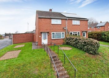 Thumbnail 2 bed semi-detached house for sale in Elmore Way, Tiverton