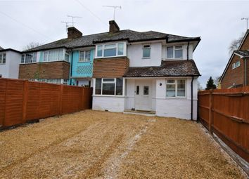 Thumbnail 4 bed end terrace house for sale in Cove Road, Farnborough