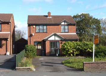 Thumbnail 4 bed detached house to rent in Mansfield Road, Brinsley