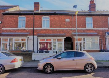 Thumbnail 2 bed terraced house for sale in Cornwall Road, Birmingham