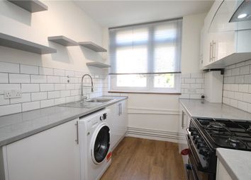 Thumbnail 1 bed flat to rent in Strathdon Drive, London