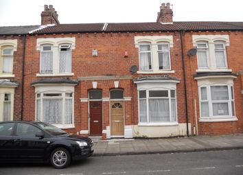 Thumbnail 3 bed terraced house to rent in Abingdon Road, Middlesbrough