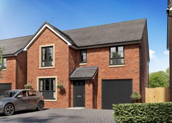 "Thumbnail 4 bedroom detached house for sale in ""Dunbar"" at Holehouse Road, Kilmarnock"