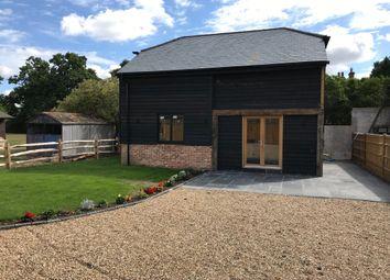 2 bed barn conversion for sale in Clapper Lane, Staplehurst, Tonbridge TN12
