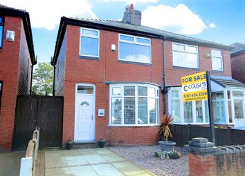 Thumbnail 3 bed semi-detached house for sale in Kew Road, Failsworth, Manchester