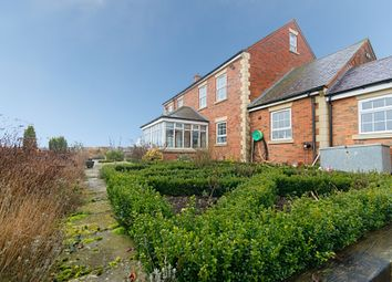 Thumbnail 6 bed farmhouse for sale in Lyddington Road, Caldecott, Market Harborough