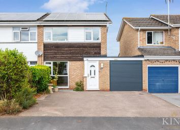 Thumbnail 3 bed semi-detached house for sale in Hill View Road, Bidford-On-Avon, Alcester