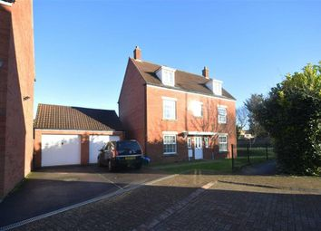 Thumbnail 5 bed detached house for sale in Carwardine Field, Abbeymead, Gloucester, Gloucester