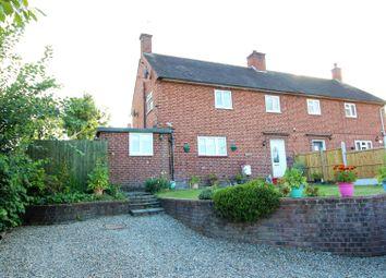 Thumbnail 3 bed semi-detached house for sale in Fernhill Lane, Gobowen, Oswestry