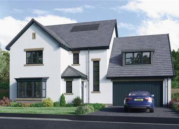 "Thumbnail 5 bed detached house for sale in ""Abercromby"" at Blantyre Mill Road, Bothwell, Glasgow"