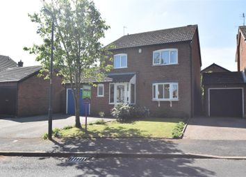 Thumbnail 4 bed detached house for sale in The Oaklands, Droitwich