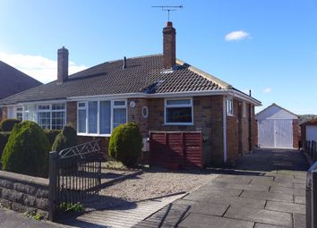 Thumbnail 2 bed semi-detached bungalow to rent in Kirkwood Avenue, Cookridge, Leeds, West Yorkshire