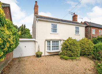 Thumbnail 3 bed detached house for sale in Nursery Drive, Norwich Road, North Walsham