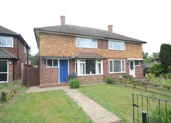 Thumbnail 4 bed semi-detached house for sale in Walpole Road, Old Windsor, Windsor