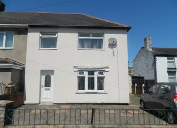 Thumbnail 3 bedroom semi-detached house for sale in Mab Lane, Liverpool