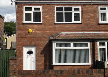 Thumbnail 3 bed semi-detached house to rent in Waterton Lane, Mossley, Ashton-Under-Lyne