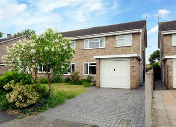 Thumbnail 3 bed semi-detached house for sale in Abingdon Road, Shrewsbury
