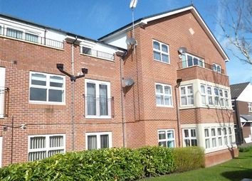 Thumbnail 2 bed flat for sale in Queensway, Poulton Le Fylde
