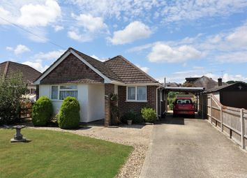 Thumbnail 3 bed detached bungalow for sale in Hollybank Crescent, Hythe, Southampton