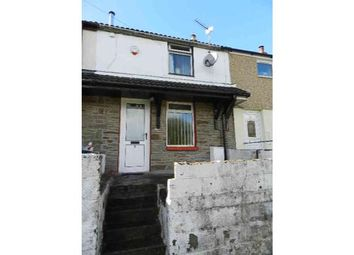 Thumbnail 2 bed terraced house to rent in Lewis Arms Row, Penrhiwfer, Tonypandy