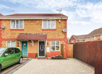 Coopers Drive, Yate, Bristol BS37. 2 bed semi-detached house