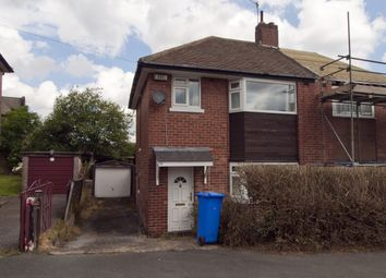 Thumbnail 3 bed semi-detached house to rent in Spring House Road, Crookes, Sheffield