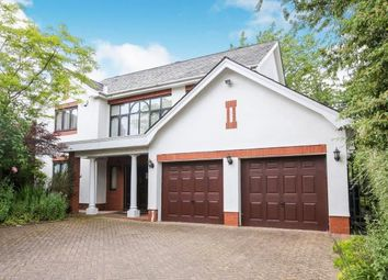 Thumbnail 3 bed detached house for sale in Kingston Hill, Cheadle, Cheshire, .