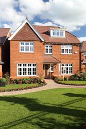 Thumbnail 5 bed detached house for sale in Weston Grove, New Road, Weston Turville, Aylesbury