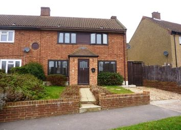 Thumbnail 3 bedroom semi-detached house for sale in Sanger Avenue, Chessington