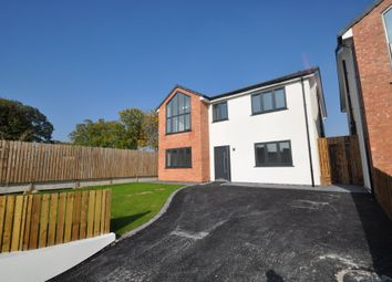 Thumbnail 4 bedroom detached house for sale in Downham Road North, Heswall, Wirral