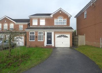 Thumbnail 4 bed property for sale in Chartwell Road, Kirkby In Ashfield, Nottingham, Nottinghamshire