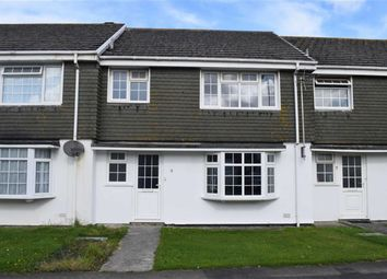 Thumbnail 3 bed terraced house to rent in West Fairholme Road, Bude, Cornwall