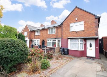Thumbnail 3 bed end terrace house for sale in Springcroft Road, Tyseley, Birmingham