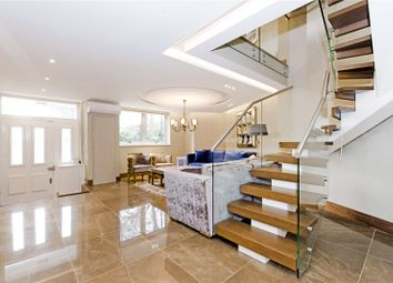 Thumbnail 4 bed terraced house for sale in Porchester Place, London