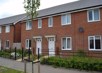 Thumbnail 2 bedroom terraced house for sale in Sterling Way, Upper Cambourne, Cambourne, Cambridge
