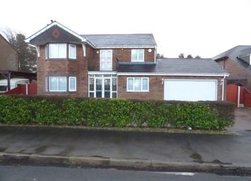 Thumbnail 4 bed detached house for sale in Turnpike Road, Aughton, Lancashire, Uk