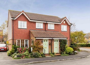 Thumbnail 3 bed semi-detached house for sale in Bramley Gardens, Emsworth