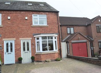 Thumbnail 3 bed semi-detached house for sale in Moira Road, Overseal, Swadlincote