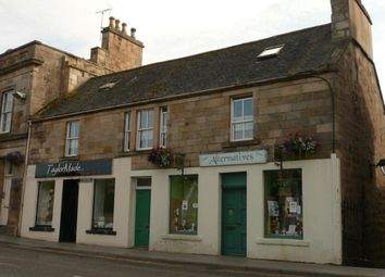 Thumbnail 3 bed flat for sale in High Street, Tain