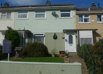 Thumbnail 2 bed terraced house to rent in Greenwood Avenue, Pontnewydd, Cwmbran