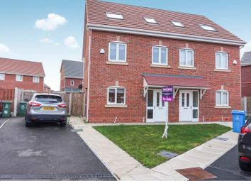 Thumbnail 4 bed semi-detached house for sale in Otway Close, Liverpool