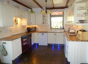 Thumbnail 4 bed barn conversion for sale in Hobroyd, Glossop, Derbyshire