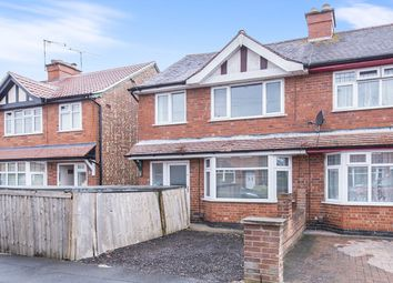 Thumbnail 3 bed property for sale in Burleigh Road, Hinckley